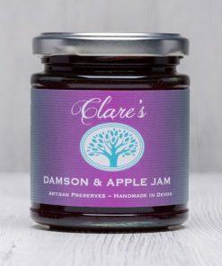 Damson & Apple Jam