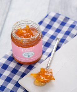 Pink Exmoor Gin Marmalade