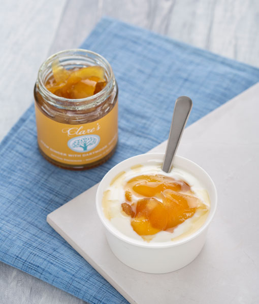 Stem Ginger with Dartmoor Honey