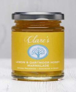 Lemon & Dartmoor Honey Marmalade