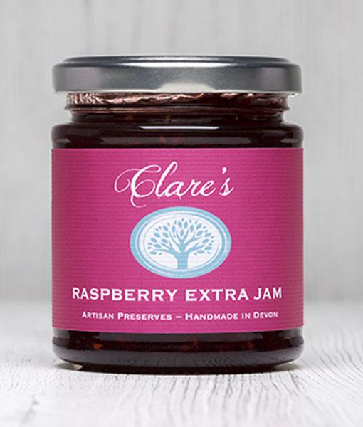Raspberry 'Extra' Jam